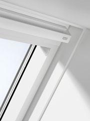 GGU - поліуретанове мансардне вікно з центральною віссю відчинення