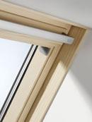 GPL та GHL - високоякісні вікна з сосни привнесуть тепло та елегантність Вашій кімнаті Velux