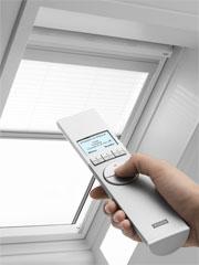 INTEGRA® - радіокеровані вікна Velux