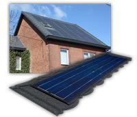 Сонячні батареї Metrotile Ми можемо використовувати енергію сонця для різних цілей. Одна з них - це вироблення електричної енергії. При використанні сонячних батарей енергія сонця перетворюється в електричну.