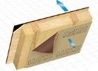 Паробар'єр DELTA-LUXX Пароізоляційна мембрана зі здатністю обмеженого пропускання пари. рекомендується для будинків з непостійним проживанням (змінним циклом паротворення).