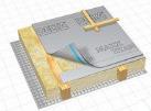 DELTA-MAXX TITAN Дифузійна гідроізоляційна термомембрана.