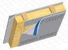 DELTA-REFLEX / DELTA-REFLEX PLUS 4-шарова армована поліетиленова плівка з алюмінієвим рефлекторним шаром, захищеним поліефірною плівкою.