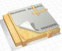 DRAGOFOL 3-шарова армована покрівельна плівка з мікроперфорацією.
