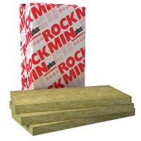 ROCKMIN PLUS - плити з кам'яної вати