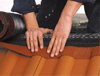 DELTA-VENT-ROLL Вентиляційний рулон для конька і хребта.