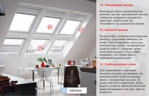 кухня мансарда дизайн фото