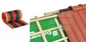 ROLL STANDARD 310 - конькова вентиляційна стрічка - Фігалоль (чорна, коричнева, червона)