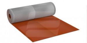 VALLEY ендова з поперечним тисненням (чорна, коричнева, червона)