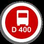 D-400 Клас навантаження D-400 (40000 кг)