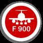 F-900 Клас навантаження F-900 (90000 кг)