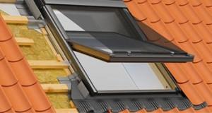 Водонепроникний комір для дахових вікон VELUX