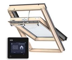 Мансардне вікно INTEGRA® з дистанційним керуванням GGL 3070 і GGU 0070