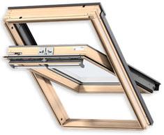 Екстра теплі VELUX PREMIUM мансардні вікна GGL 3066IS2 і GGU 0066IS2