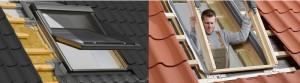 Продукція для встановлення вікон VELUX