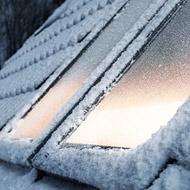 Мансардне вікно VELUX OPTIMA Комфорт, ручка зверху GLR 3073 - унікальна технологія захисту.
