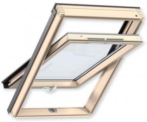 Мансардне вікно VELUX OPTIMA Комфорт, ручка знизу GLR 3073B