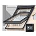 Склопакет (код - 62) наявний у таких моделях вікон Velux