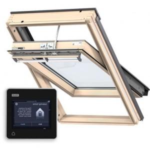 Переваги VELUX PREMIUM мансардних вікон INTEGRA® з дистанційним керуванням GGL 3070 і GGU 0070
