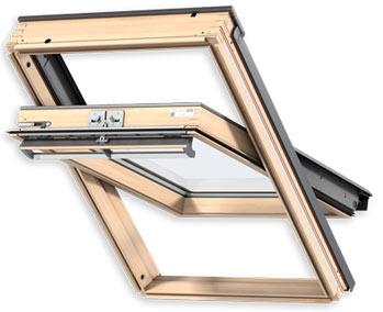 Переваги екстра теплих VELUX PREMIUM мансардних вікон GGL 3066IS2 і GGU 0066IS2: