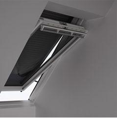 олети VELUX - захист від спеки, повне затемнення, теплоізоляція та захист від шуму