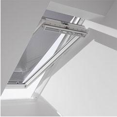 Маркізет Velux - захист від спеки, прозора тканина, встановлюється зсередини
