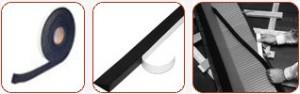 Поролонова стрічка - прокладка для яндила