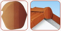фірафікс (торцевий елемент) - застосовується для красивого оформлення торців гребеня.