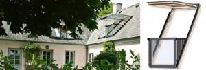 Лінія Premium Вікно-балкон CABRIO®