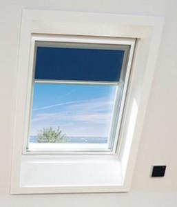 Мансардне вікно для пасивного будинку (модель GGU)