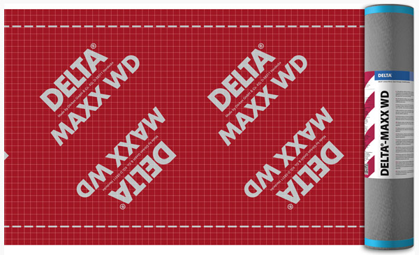 Дифузійна мембрана DELTA®-MAXX WD