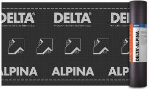 Дифузійна мембрана DELTA®-ALPINA
