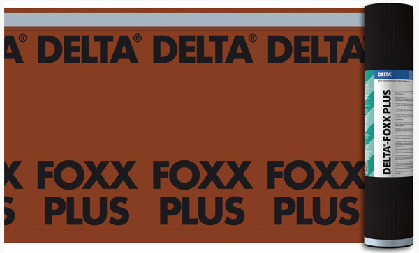 Дифузійна мембрана DELTA®-FOXX / DELTA®-FOXX PLUS