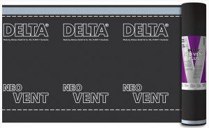 Універсальна диффузионная мембрана DELTA®-NEO VENT PLUS / DELTA®-NEO VENT