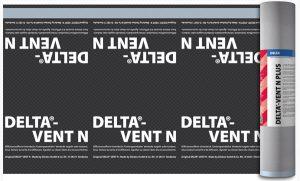 Дифузійна мембрана DELTA®-VENT N PLUS/ DELTA®-VENT N