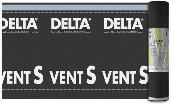Дифузійна мембрана DELTA®-VENT S PLUS / DELTA®-VENT S