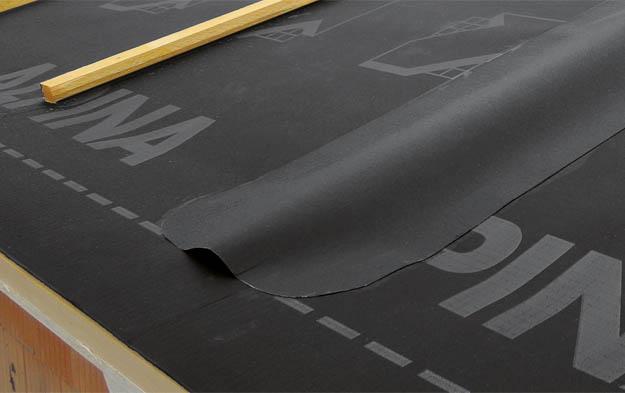 DELTA®-ALPINA BAND - стрічка для захисту контробрешетування і герметизації місць перфорації мембрани DELTA®-ALPINA