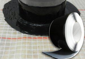 DELTA®-FLEXX BAND FG80 1111 Ущільнювальна клейка стрічка для паро- та гідроізоляційних плівок.