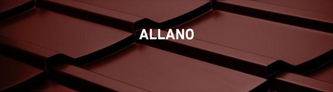 Металочерепиця ALLANO