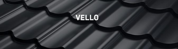 Металочерепиця Vello