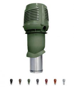 Vilpe 160P / ІЗ / 500 Intake припливний вентиляційний елемент