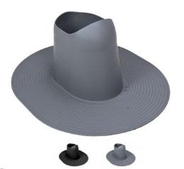 HUOPA Vilpe Прохідний елемент для плоских і пологих бітумних покрівель.