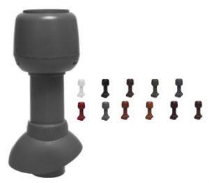 Vilpe 110/300 / Н вентиляційний вихід + ковпак