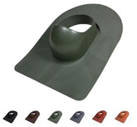 XL - HUOPA Vilpe Прохідний елемент для скатної бітумної покрівлі.