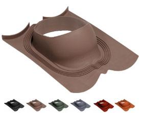 DECRA Vilpe Прохідний елемент для металочерепиці типу Decra.