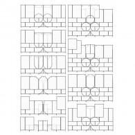 ДЕКОРАТИВНА КЛАДКА SAMACA - 1 Декоративна кладка - робить сланцеві фасади особливо видовищними, чарівними і різноманітними.