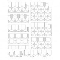 ДЕКОРАТИВНА КЛАДКА SAMACA - 2 Декоративна кладка - робить сланцеві фасади особливо видовищними, чарівними і різноманітними.