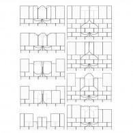 ДЕКОРАТИВНА КЛАДКА SAMACA - 3 Декоративна кладка - робить сланцеві фасади особливо видовищними, чарівними і різноманітними.