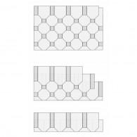 ДЕКОРАТИВНА КЛАДКА SAMACA -4 Декоративна кладка - робить сланцеві фасади особливо видовищними, чарівними і різноманітними.