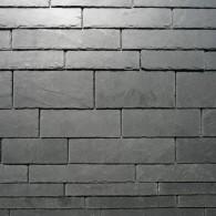 ДИНАМІЧНА КЛАДКА SAMACA Динамічне покриття - це обкладинка, розроблена спеціально для сучасної архітектури, її нерегулярне зображення нагадує зовнішній вигляд багатошарової кладки і прекрасно розкриває природну силу сланцю